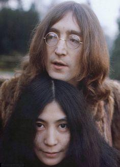 John & Yoko 1968