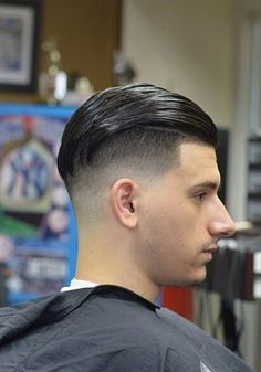 Men's Hair, Fade Haircuts, short, medium, long, buzzed, side part, long top…