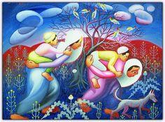 Bu artist, painter İbrahim Balaban, from Turkey Image Glass, Turkish Art, Paintings I Love, Glass Ceramic, Mosaic Art, Digital Illustration, Disney Characters, Fictional Characters, Miniatures