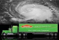 SERVPRO Storm Response Team