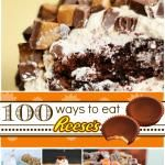 100 Ways to Eat a Reese's...poke cake