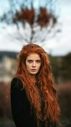 Burgundy Brown - 40 Red Hair Color Ideas – Bright and Light Red, Amber Waves, Ginger Hair Color - The Trending Hairstyle Long Red Hair, Girls With Red Hair, Beautiful Red Hair, Beautiful Redhead, Natural Redhead, Ginger Hair Color, Ginger Hair Dyed, Red Hair Woman, Red Hair Female