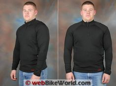 Mobile Warming Heated Shirt and Heated Vest Review - webBikeWorld