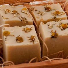Extra Gentle Cleansing bar with Chamomile and Goat's milk