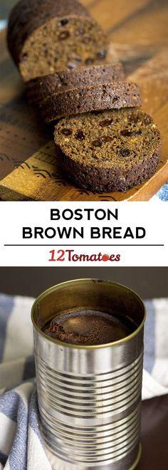 How to make classic Boston Brown Bread