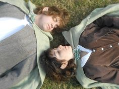 Sam/Frodo LOTR Cosplay <3
