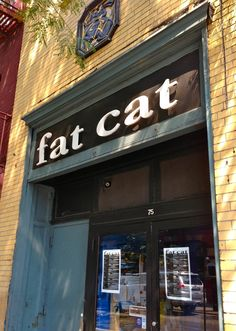 33 Best Fat Cat Nyc Images In 2013 Fat Cat Nyc Fat Cats