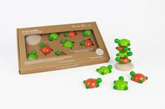 Tortoise Challenge Wooden Toy Milaniwood Children- A large selection of Toys and Hobbies on Smallable, the Family Concept Store - More than 600 brands. Wood Turtle, Magnetic Toys, Marble Games, Sushi Set, Cooperative Games, Plan Toys, Sustainable Forestry, Eco Friendly Toys, Games Box