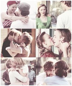 Rachel McAdams & Ryan Gosling. Why couldn't these 2 stay together :(