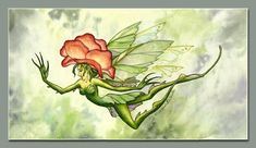 Flying Rose by MisticUnicorn on deviantART