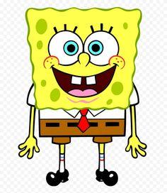 HD Spongebob Cartoon Transparent PNG