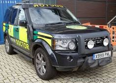 Landrover Discovery 3 - Doctor