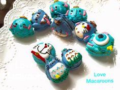 ⭐️https://www.facebook.com/timmymacaroons ⭐️Cute Macaron⭐by Love Macaroons⭐️馬卡龍 Totoro 龍貓