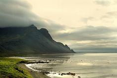 Á ferðalagi um Austfirði.