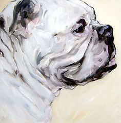 Dog Art Today: Adrianna Button at The Dog Show