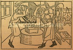 Spiegel des menschlichen Lebens. Mirror of Life . (Ausburg, Gunther Zainer, ca. 1475
