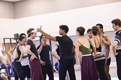 Carlos Acosta and dancers of The Royal Ballet in rehearsal for Carmen, The Royal Ballet © 2015 ROH. Photograph by Tristram Kenton Famous Dancers, Royal Ballet, Dance Fashion, Behind The Scenes, Photograph, Ballet Skirt, Seasons, Inspiration, Style