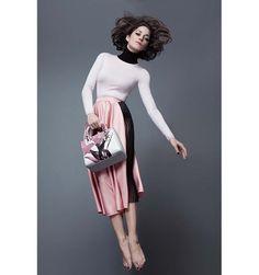 Marion Cotillard - Lady Dior Ad - ELLE