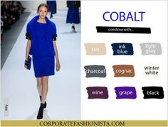Color Coordinate Your Fall Wardrobe Like A Pro Cf S Compatibility Charts Cobalt