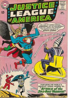 Justice League of America #32 (DC Comics) by AlamoCityCollectible on Etsy