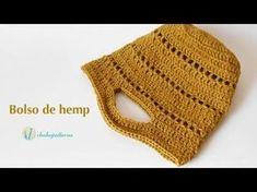 Bolso de verano en ganchillo | Crochet summer handbag - YouTube