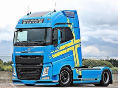 Volvo FH Performance Edition #volvo #volvotrucks #truckinglife…