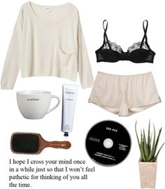 A fashion look from January 2013 featuring long-sleeve shirt, Phillip Lim and lace lingerie. Browse and shop related looks. Cute Lazy Day Outfits, Chill Outfits, Cute Casual Outfits, Stylish Outfits, Lounge Outfit, Lounge Wear, Teen Fashion, Fashion Outfits, Looks Vintage