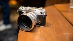 The new Olympus Pen-F is a classic film camera with digital guts