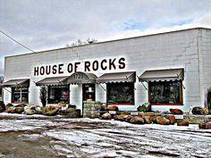 House of Rocks -    Kansas City KS.