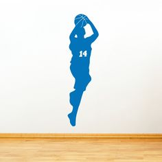 Shoot hoops with our Customizable Basketball Player Number! Enter a player number in the text box provided. If no number...