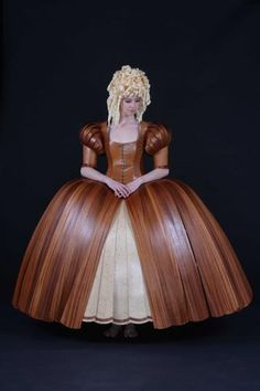 Lady Of The Wood, David Walker, Alaska, USA - 2009 Winner Supreme Montana WOW Award & Winner Tourism NZ Avant Garde Section