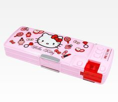 Hello Kitty Deluxe Pencil Case: Cosmetics