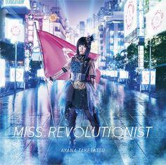"Nakuro's Blog: Ayana Taketatsu ""Miss. Revolutionist"" Ranking Prim..."