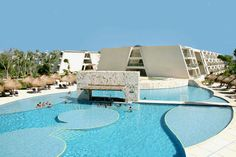 Grand Serenis - We stayed here in the Maya Riviera in April 2006