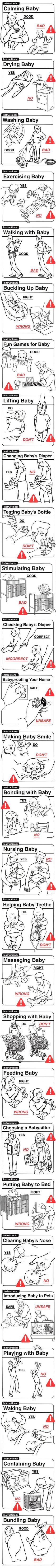 baby treatment