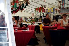 Stroud Is All Over the Place: Epiphany At An Italian Wine Fest – In GERMANY!