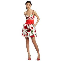 Jessica Simpson Women's Bow Bodice Full  Dress (Apparel)  http://www.amazon.com/dp/B006WM42TU/?tag=oretoretanku-20  B006WM42TU