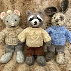 The boys#littlecottonrabbits #knittingwithlove #handmadewithlove #handmadeisbetter #knittersofinstagram #knittinglove #knittersoftheworld #knittedtoy #knittingaddict #knittingforkids