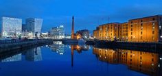 A comprehensive budget travel guide to the Liverpool, England with tips and advice on things to do, see, ways to save money, and cost information. Game Reserve, Great Barrier Reef, Cool Bars, World Heritage Sites, Luxury Travel, Budget Travel, Travel Pictures, Travel Guides, Great Places