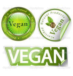 Vegan logo choices