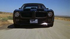 1971 Pontiac Firebird Trans Am in the movie Corvette Summer one of my favorite movie cars
