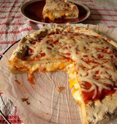 Super pizza rellena. - Taringa!