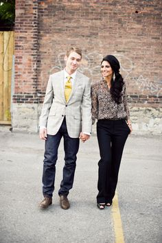 love this engagement session, her hair is gorgeous