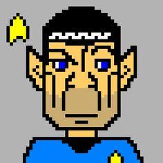 Pixel Spock - Credit: Tyler Sullivan (Narok24)