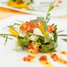 Навчися створювати унікальні смачні поєднання овочів для салатів і гарячих страв із незабутньою гамою кольорів.
