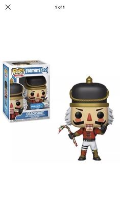 Fortnite S1a-Dark Voyager Brand New in Box Funko-Pop Jeux