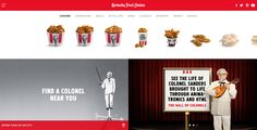 Kentucky Fried Chicken - Site of the Day June 21 2015