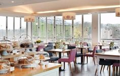 The Tea Terrace: Guildford