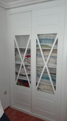 Preparadas para colocarle un visillo. Decor, Furniture, Cabinet, Home Decor, China Cabinet, Storage