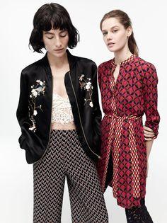 La Collezione primavera estate 2016 Zara detta i Trend del Momento Zara 2016, Roxy, Silhouette Mode, Moda Zara, Zara Portugal, Zara Official Website, Lauren, Zara Women, Fashion Prints
